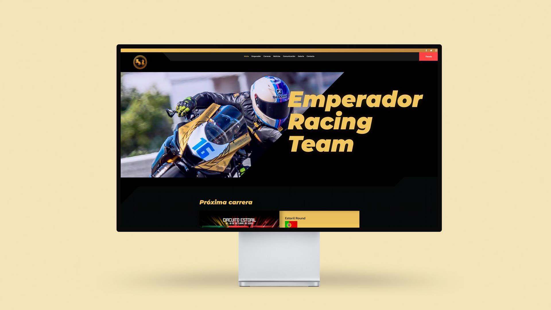 Emperador Racing Team   eah